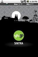 Screenshot of YouGo Sintra