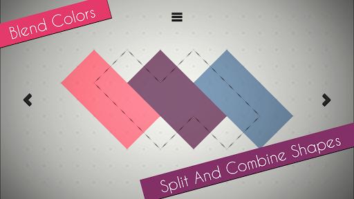 Zengrams- Tangram Puzzle Board - screenshot