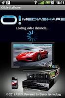 Screenshot of O!MediaShare