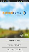 Screenshot of National General Fast-EST