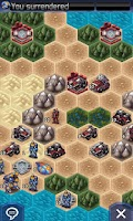 Screenshot of UniWar HD