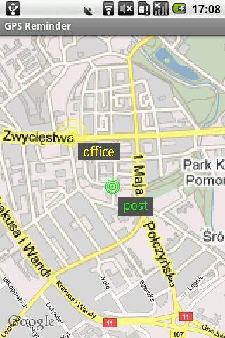 GPS Reminder