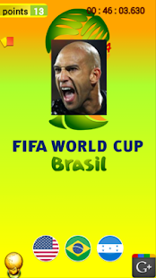 Guess Who Brazil 2014 - screenshot