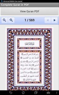 Palm Quran - screenshot