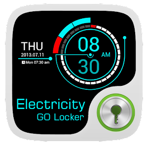 GO Locker Theme Electricity