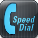 Speed Dial Dark Widget icon