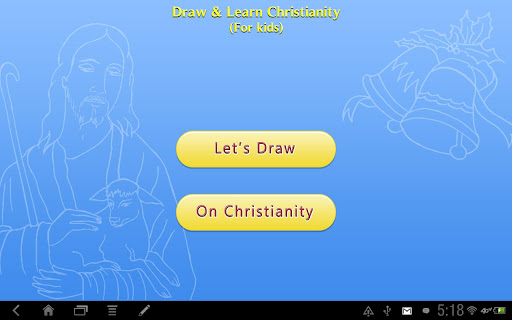 Draw Learn Christianity