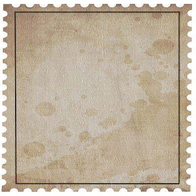 Old Stamp Template  Transparent By h