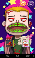 Screenshot of Little Zombie Dentist
