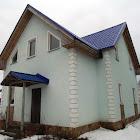 Продается коттедж 124м² научастке 6соток, Поповка