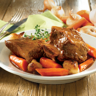 Braised Short Ribs With Gravy Recipes