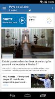 Screenshot of France 3 Régions