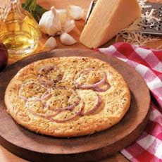 Red Onion Focaccia Recipe