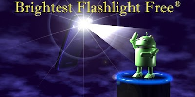 Screenshot of Brightest Flashlight Free ®