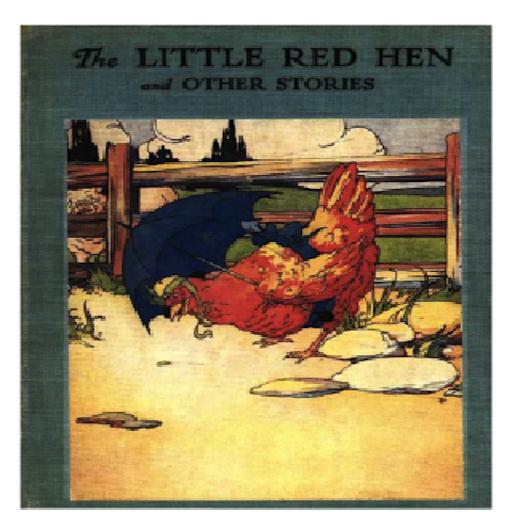 小紅母雞 書籍 App LOGO-APP試玩