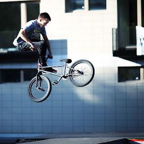 by Donatas Zasciurinskas - Sports & Fitness Cycling