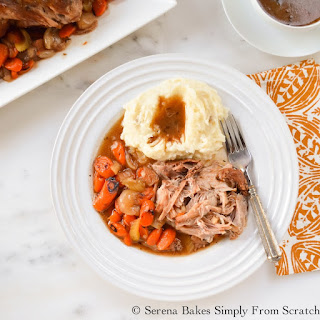 Balsamic Pork Pot Roast