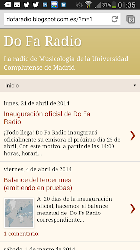 Do Fa Radio APK