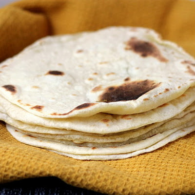 Flour and Potato Tortillas