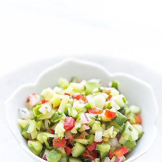 Cucumber Salsa Rice Vinegar Recipes