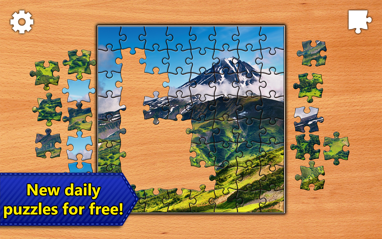 Jigsaw Puzzles Epic Screenshot 12