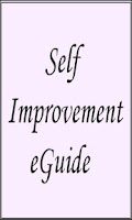 Screenshot of Self Improvement eGuide