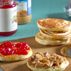 PB and J Pancakes