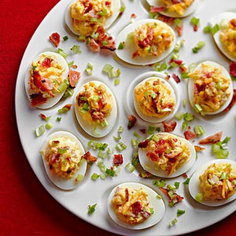 10 Best Honey Mustard Deviled Eggs Recipes | Yummly