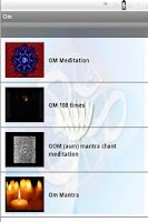 Screenshot of Om