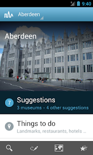 Aberdeen Guide by Triposo - screenshot