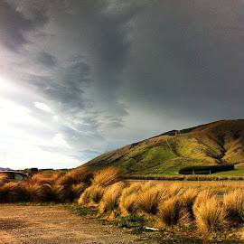 stormy sky by Perla Tortosa - Instagram & Mobile iPhone