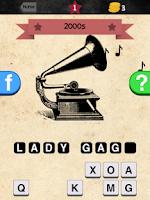 Screenshot of Guess The Band -- Music Quiz