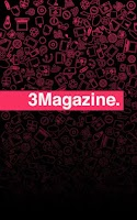 Screenshot of 3Magazine