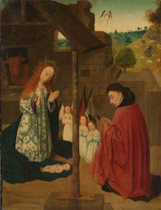 RIJKS: Meester van de Brunswijkse Diptiek: painting 1500
