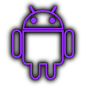 LightWorks Purple ADW Theme icon