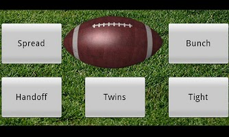 Screenshot of 4 Man Flag Football Playbook