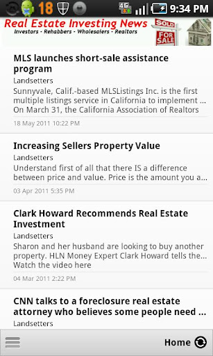 Real Estate Investment News