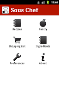 Screenshot of Sous Chef