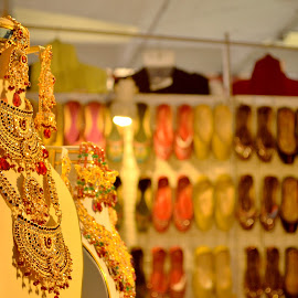 Elegance by Monish Navaparia - Artistic Objects Jewelry ( female, jewelry, gold, fair, delhi )