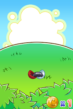 Locate and touch! And looking pill bugs apk screenshot