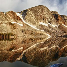 Lake Marie, Wyoming by Matt Bryant - Landscapes Mountains & Hills ( lake marie, medicine bow, routt national forest )