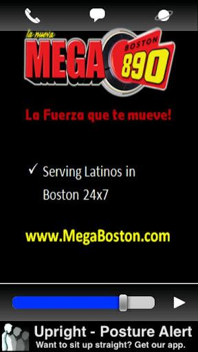 MEGA Boston