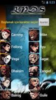 Screenshot of YDS KPDS Master Kelime Oyunu