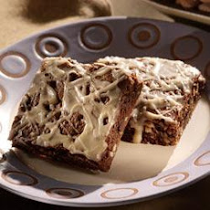 Almond Mocha Cookie Bars