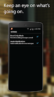 Screenshot of Zipwhip Texting App