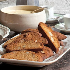 Whole-Wheat Lemon Biscotti
