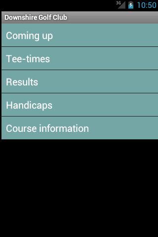 Downshire Golf Club