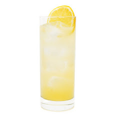 Meyer Lemon Tom Collins from Hot and Hot Fish Club