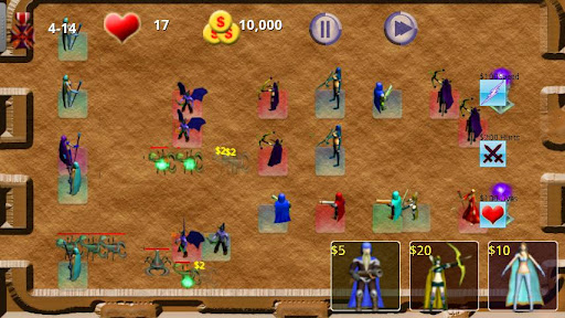 【免費街機App】Mythical Kingdom Defense-APP點子