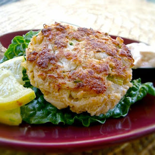Chipotle Crab Cakes